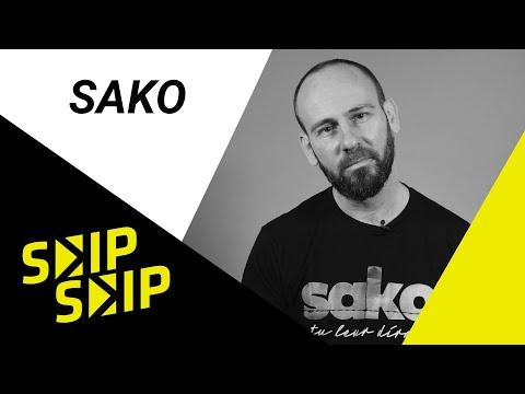 Youtube: SAKO:«J'ai compris ce qu'était la musicalité» | SKIP SKIP