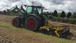 Fendt 516 tractor test