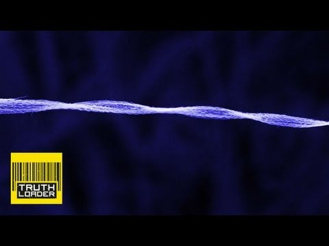 Carbyne - new hardest material is double the strength of Graphene - Truthloader Investigates
