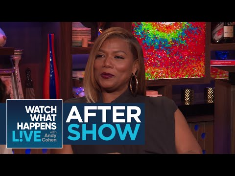 After Show: Queen Latifah On Nicki Minaj And Remy Ma's Feud | WWHL