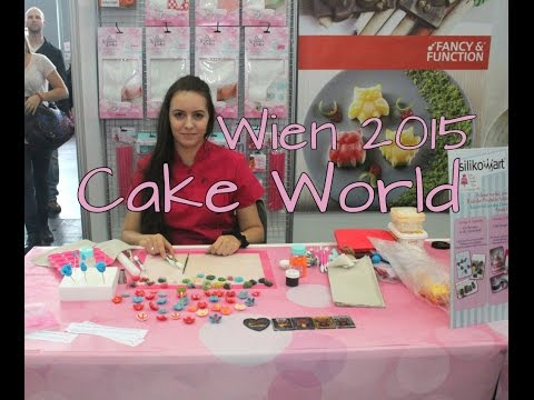 FMA Cake World Wien 2015 (mit Outtakes)