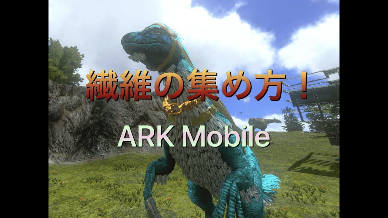 繊維 Ark モバイル