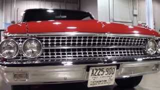 1961 Ford Galaxie Starliner - My Car Story with Lou Costabile