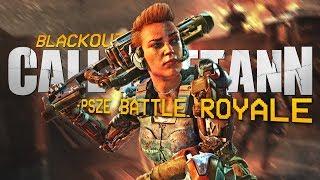 NAJLEPSZE BATTLE ROYALE - Call of Duty Blackout (PL) #1 (BO4 Blackout Gameplay PL)