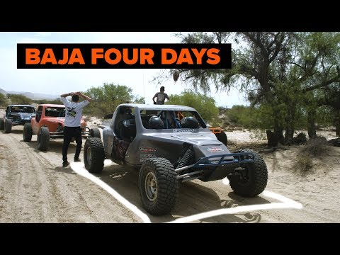 Off Road Baja 2018 | Classic Car Club