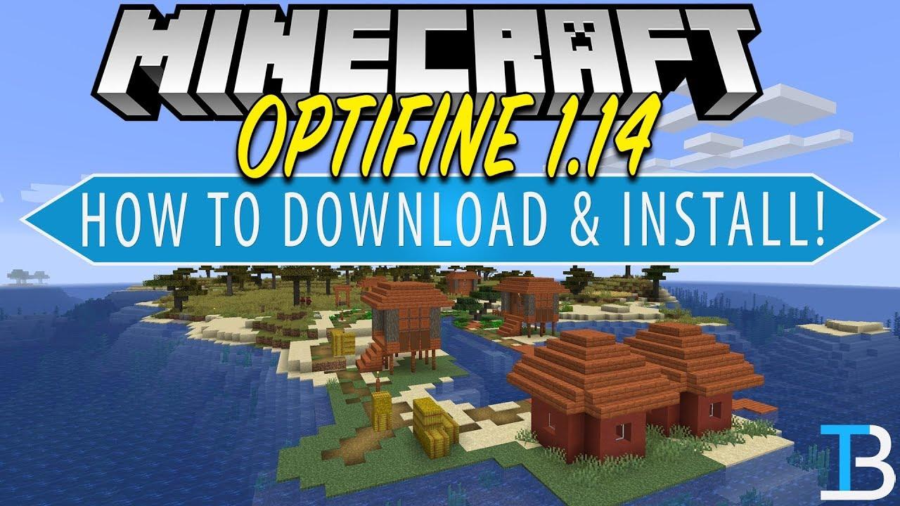 optifine downloads
