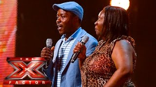 Will Man & Woman be going it alone? | Auditions Week 1 |  The X Factor UK 2015