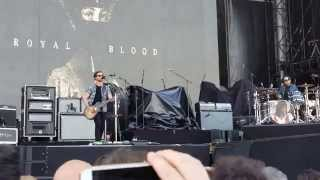 Royal Blood - Come On Over @ MK Bowl, Milton Keynes 06//09//2015