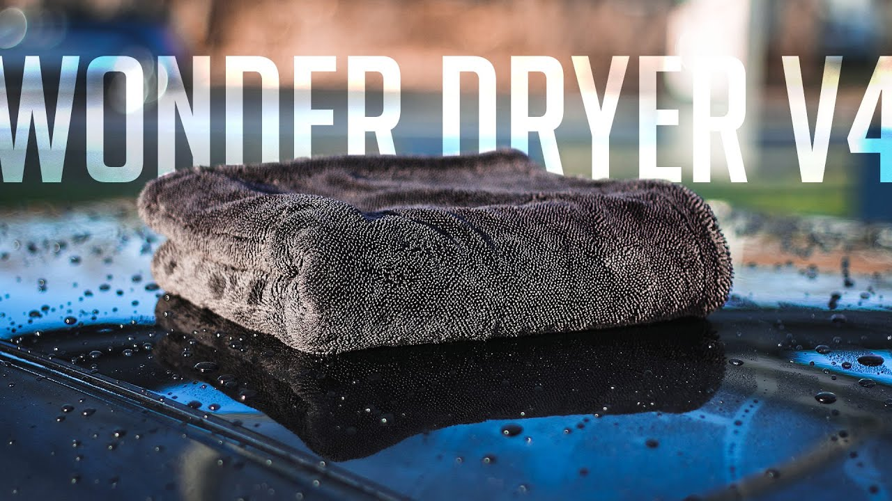83metoo Wonder Dryer Trockentuch V4 1100GSM 50x80cm Auto Tuch