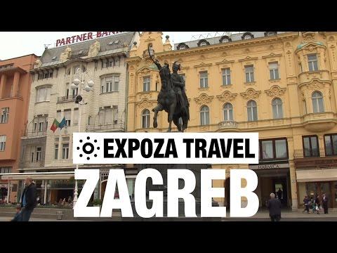 Zagreb (Croatia) Vacation Travel Video Guide