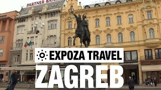 Zagreb (Croatia) Vacation Travel Video Guide(Zagreb is the political and cultural heart of Croatia, an amiable capital city located at the intersection of Central, Eastern and Southern Europe and a city that ..., 2015-12-22T00:00:01.000Z)