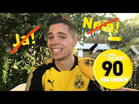 '90 seconds' | ⏳ | Julian Weigl