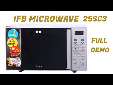Demo IFB MICROWAVE 25SC3
