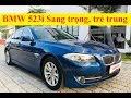 (?Ã BÁN) BMW 523i Sang tr?ng, Tr? trung