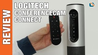 Best Webcam Review - Logitech ConferenceCam Connect