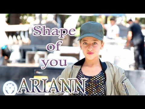Ed Sheeran - Shape of you - Mashup - Ariann Music - Directo- Cadena Ser