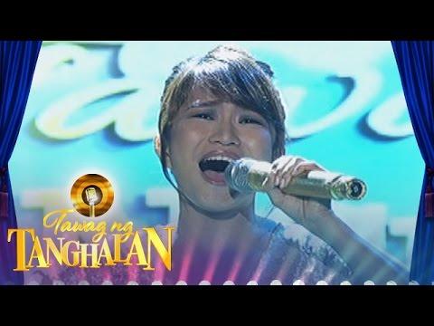 Tawag ng Tanghalan: Rachel Gabreza   Shine (Round 2 Semifinals)