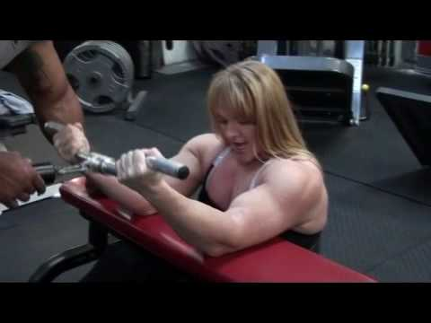 Becca swanson armwrestling
