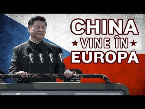 Cum se va infiltra China în Europa (folosind Republica Cehă) | China Necenzurată și VisualPolitik