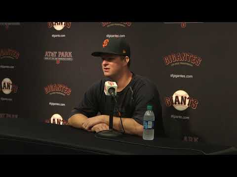 Cain's message to Giants' fans: 'That's something special that San Francisco has'
