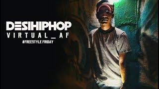 Virtual_AF   Freestyle Friday   Official Video   Desi Hip Hop 2017