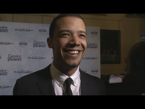 Jacob Anderson (Grey Worm) Interview - Game of Thrones Season 4