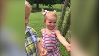 Top 10 Funniest Moment Between Babies and Goat | Funny Babies and Pets