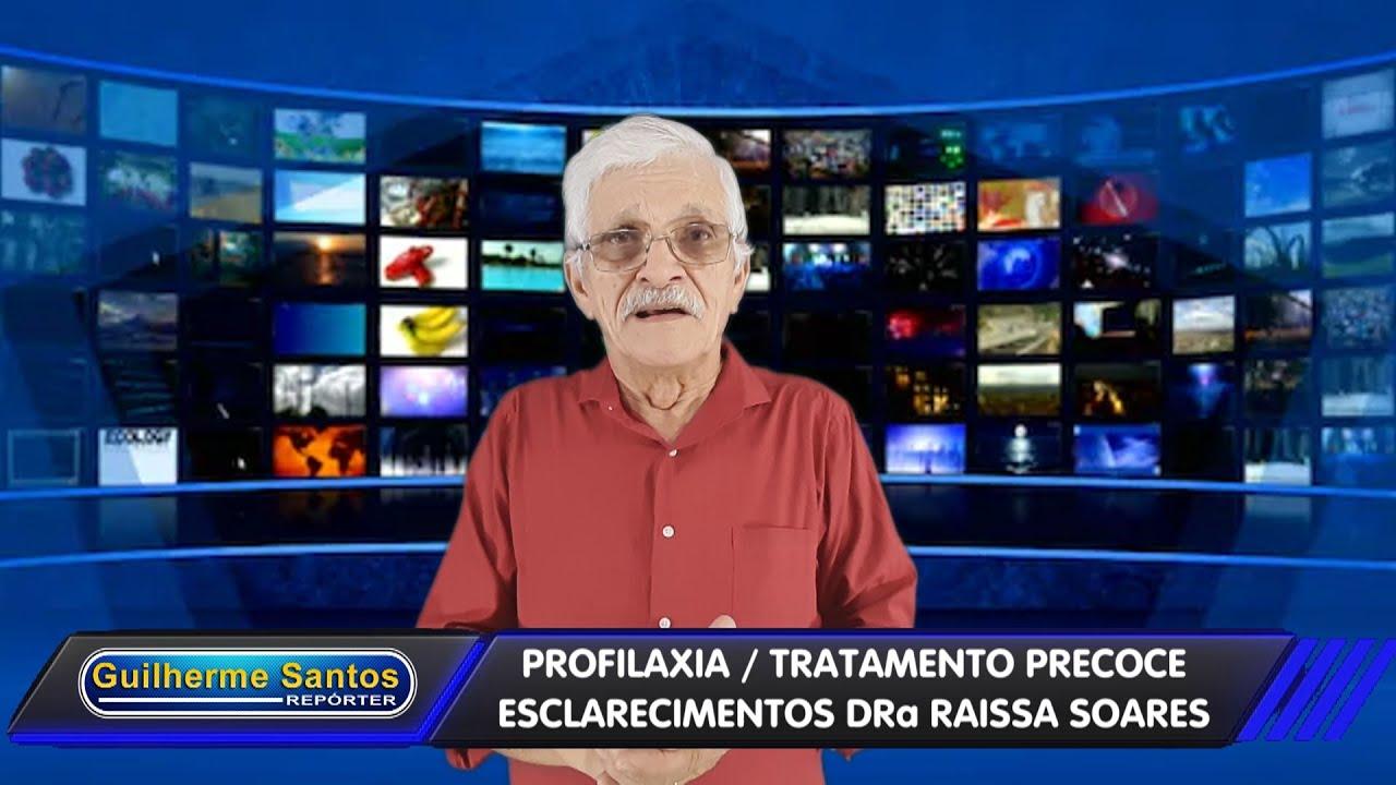 Tirando dúvidas    Dra Raissa Soares - Covid 19