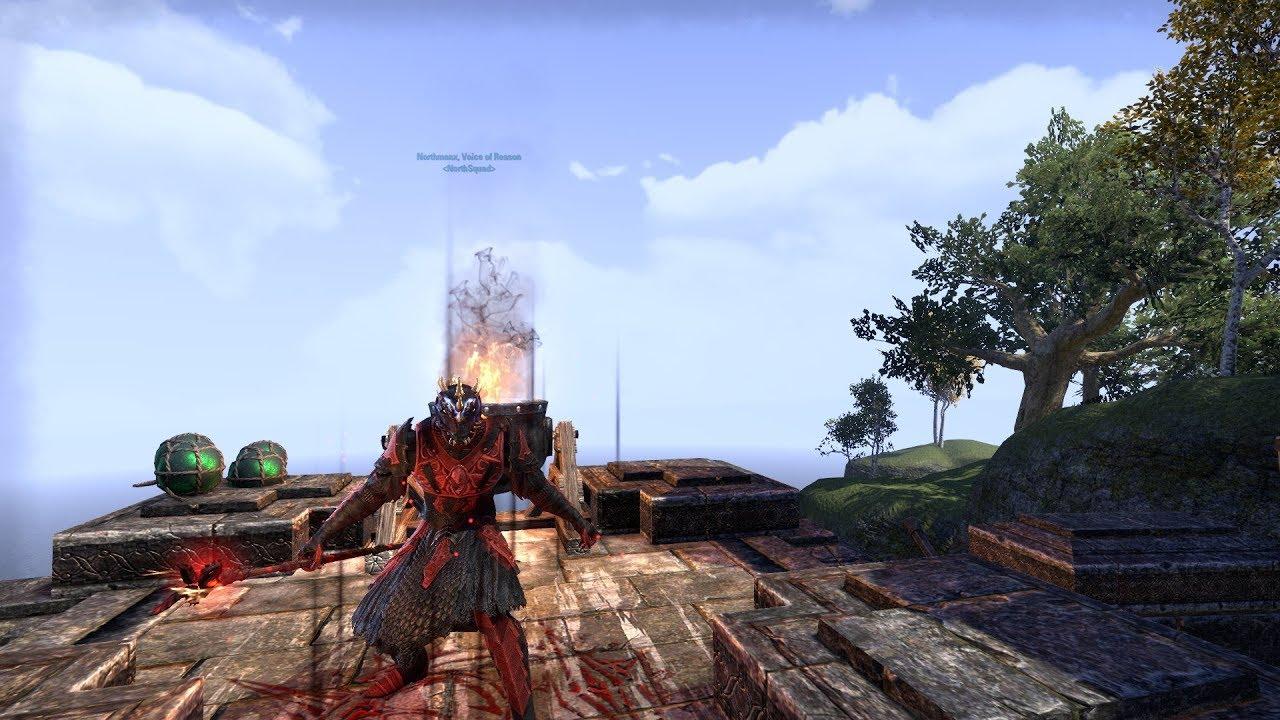 AQ33L(Aqeel) Magicka Nightblade PVE DD build/Guide- Wolf