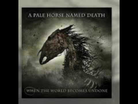 """A Pale Horse Named Death (ex-Life Of Agony/Type O Negative) """"Vultures"""" off When The World ...."""