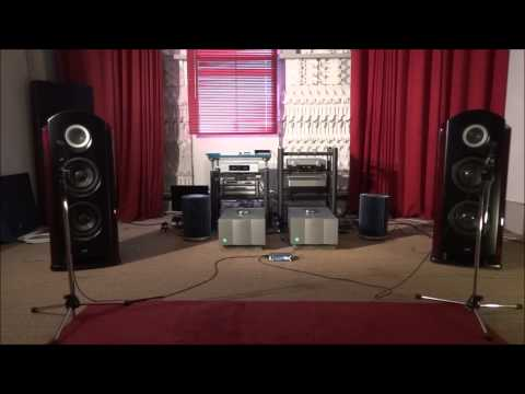 TAD Reference One, High End loudspeakers