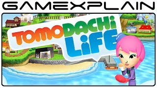Tomodachi Life - Game & Watch (Video Preview)