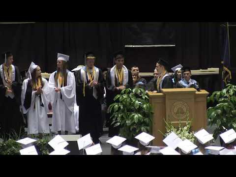 2014 Highland High School Graduation