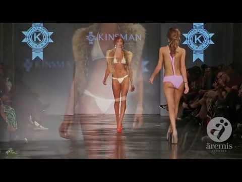 Kinsman Swim at Style Fashion Week LA SS16