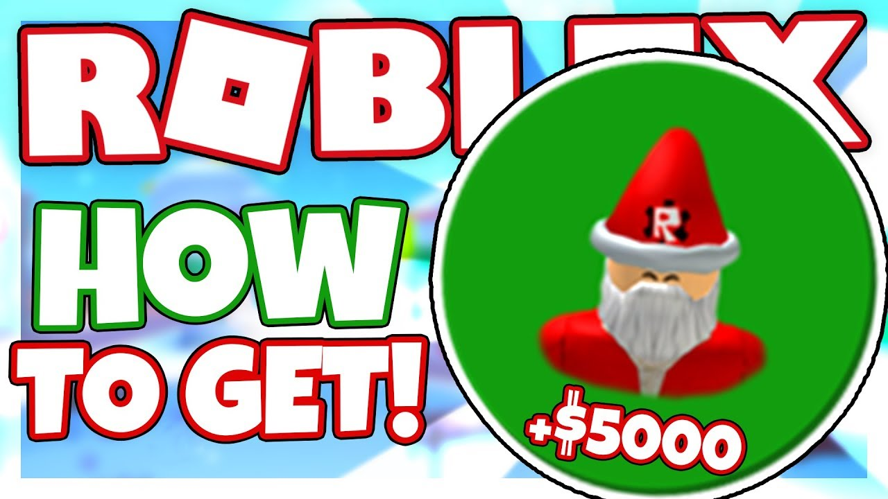How to get the HELP SANTA BADGE + 5000 CASH | Roblox Snow Shoveling ...