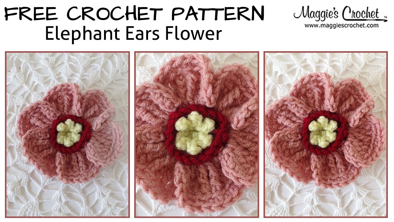 11 Free Crochet Elephant Patterns | 720x1280