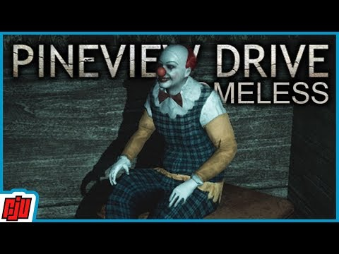 Pineview Drive Homeless | Indie Horror Game | PC Gameplay Walkthrough
