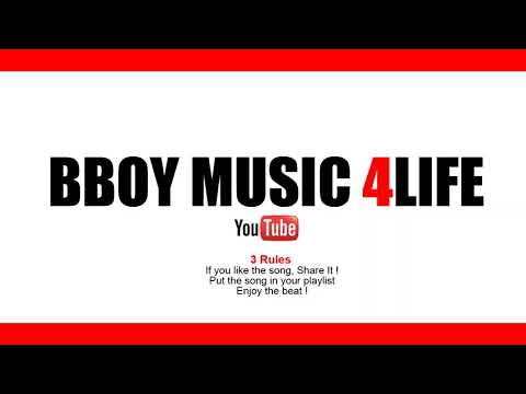 Bboy Mixtape - Battle Catch The Floor| Bboy Music 4 Life 2018
