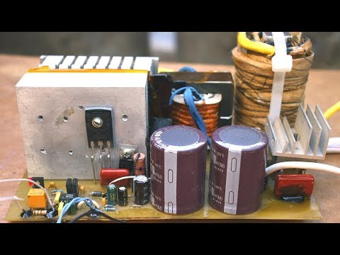 The Simplest Welding Inverter
