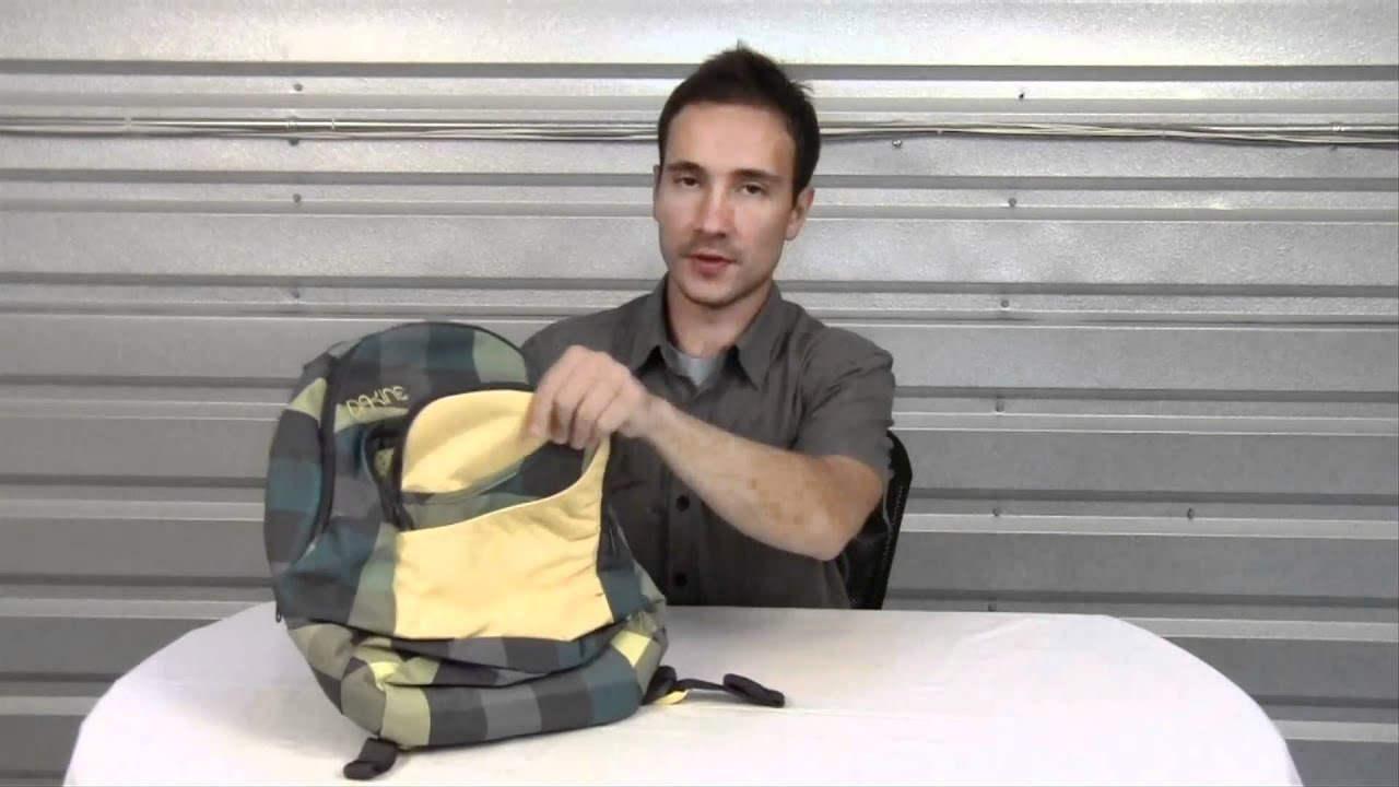 Dakine Crystal Backpack Review at Surfboards.com - YouTube