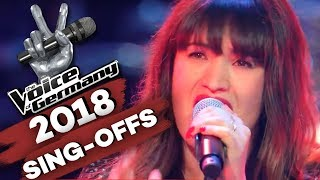 Alice Merton - No Roots (Sümeyra Stahl) | The Voice of Germany | Sing-Offs