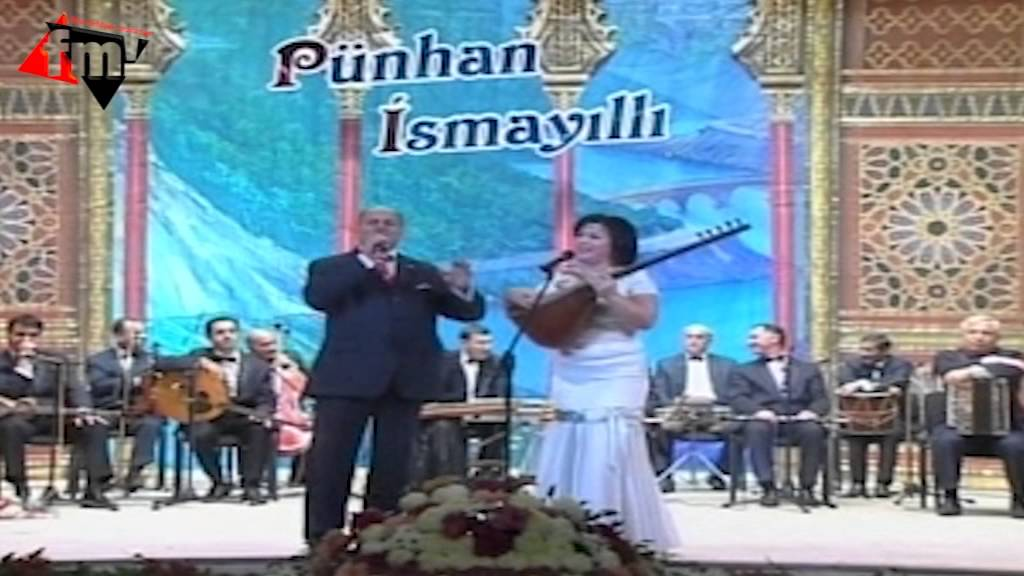 Telli Borcali ve Punhan Ismayilli (Punhan Ismayilli konserti)