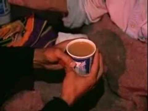 David Blaine Changes Coffee Into Money | How To Do Magic Tricks