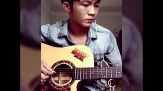 Chưa bao giờ - Trung Quân Idol ( Guitar Solo )