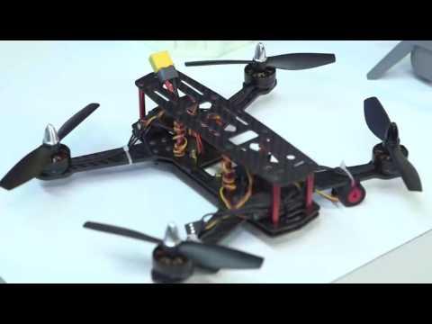 Intel SoC FPGA-Based Open-Source Drone Platform and Sensing Modules