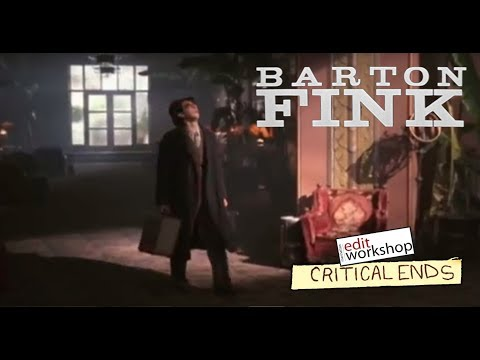 "Michael Berenbaum, ACE Discusses the Manipulation of Individual Shots as Seen in ""Barton Fink"""