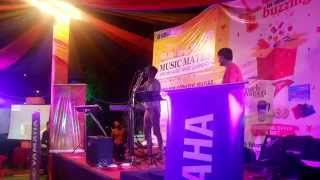 Teri Diwani_ Kailasha_ Live Unplugged Show With Yamaha India_ Ft. Amit Sengar