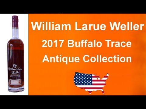 William Larue Weller 2017 Buffalo Trace Antique Collection Bourbon Whiskey  159  WhiskyJason