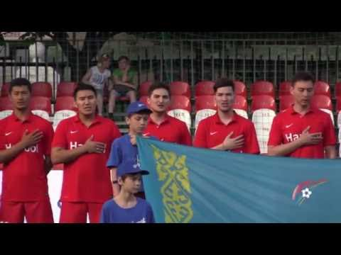 """Art-football"" 28.05.2016 – Kazakhstan - Argentina 7:0 (full match)   Казахстан - Аргентина 7:0"
