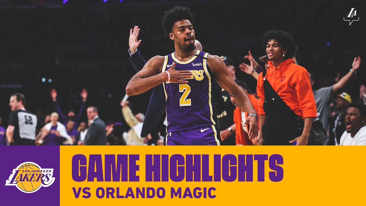 Lakers to Waive Quinn Cook | SLAM